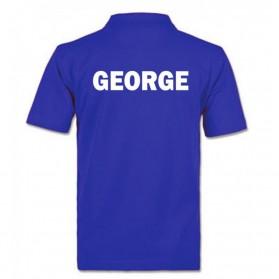 Personalisiertes POLO-Shirt...