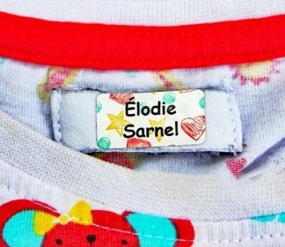 selbstklebenden Etiketten