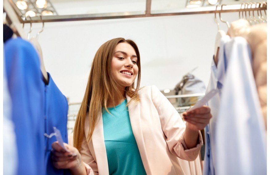 Personalisierte Etiketten für Modeprofis